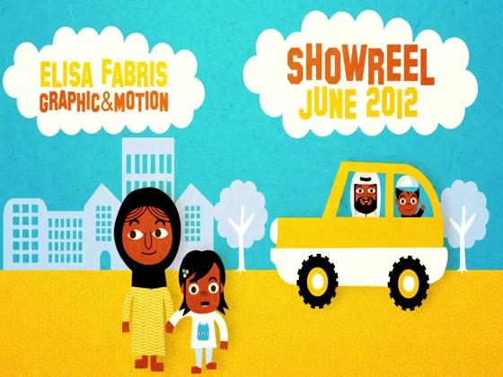 Animazioni grafiche, video animazione, realizzazione video animati, Elisa Fabris graphic animator, graphic animation, grafica animazione, tutta la creatività per animare le nuove idee commerciali attraverso i video